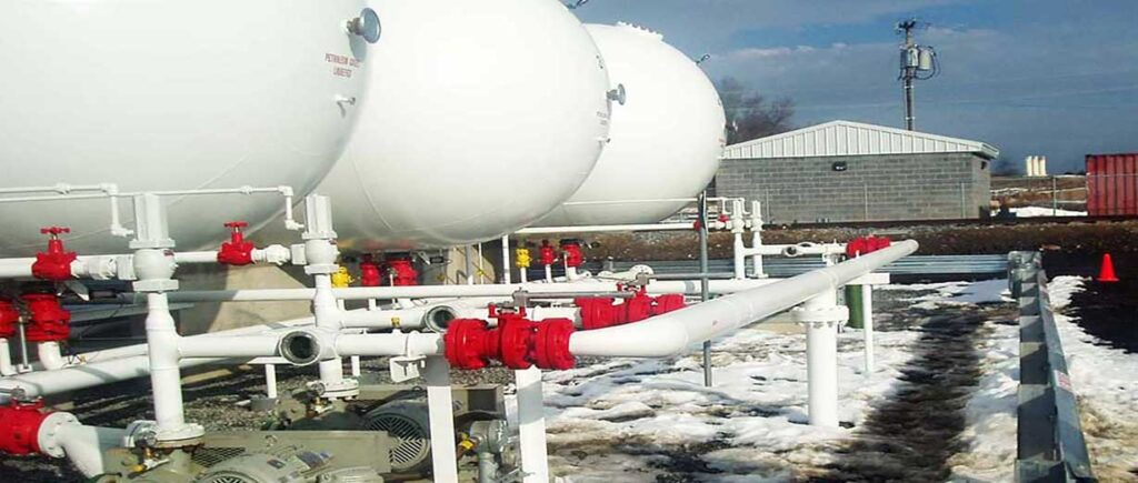 گاز مایع LPG
