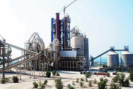 پروژه سیمان ساروج بوشهر