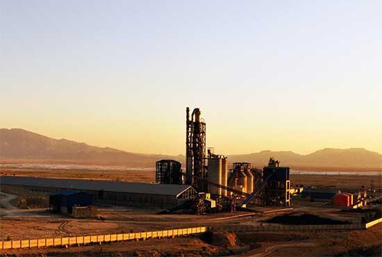 پروژه کارخانه سیمان لامرد