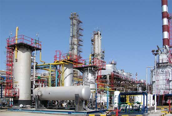 پروژه نوسازی و افزایش ظرفیت تولید بنزین شرکت پالایش نفت لاوان