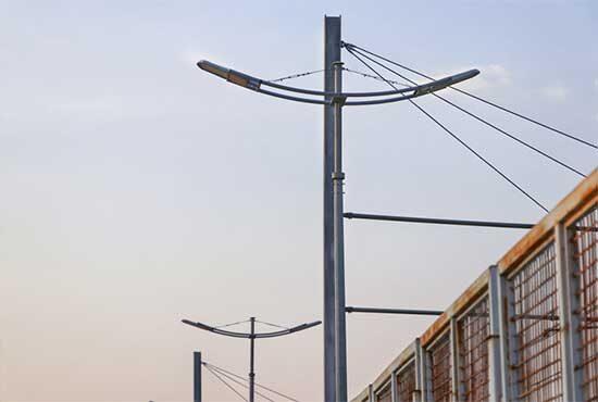 پروژه سیستمهای برق بخش روباز سازمان قطار شهری شیراز