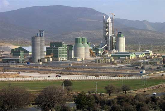 Farsno Cement Factory