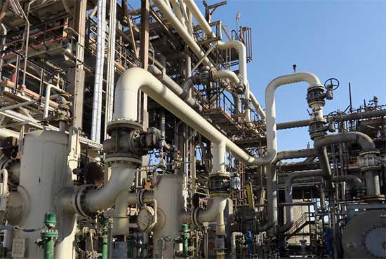 Bandar Abbas Oil Refinery Instrument Systems Installation & Commissioning Project